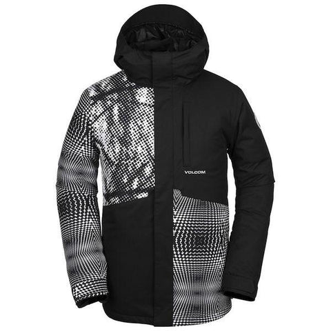 Volcom Mens 17 Forty Ins Jacket 2019