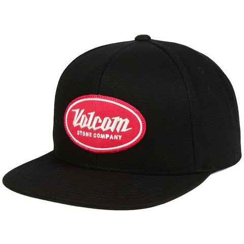 VOLCOM CRESTICLE SNAP BACK CAP - First Tracks Boardstore