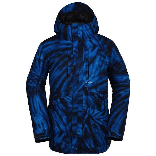 Volcom Mens Fifty Fifty Ins Jacket 2019