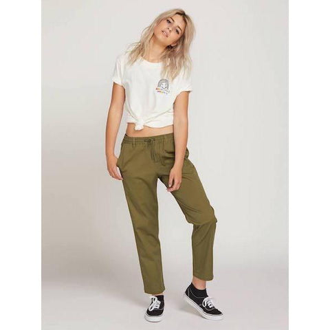 Volcom Frochickie Travel Pant-Jeans-Volcom-Vineyard Green-8-