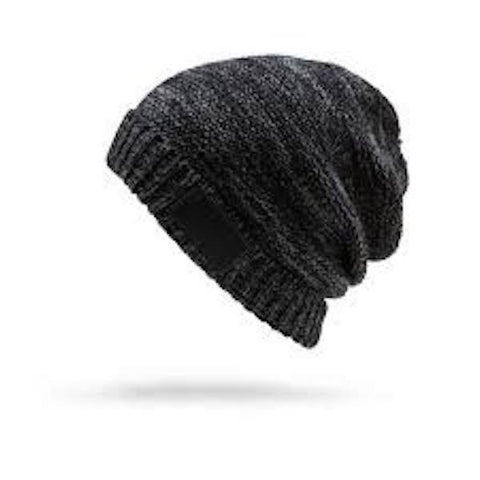 Volcom Ice Cap Beanie, Heather Grey-Beanie-Volcom-Heather Grey-