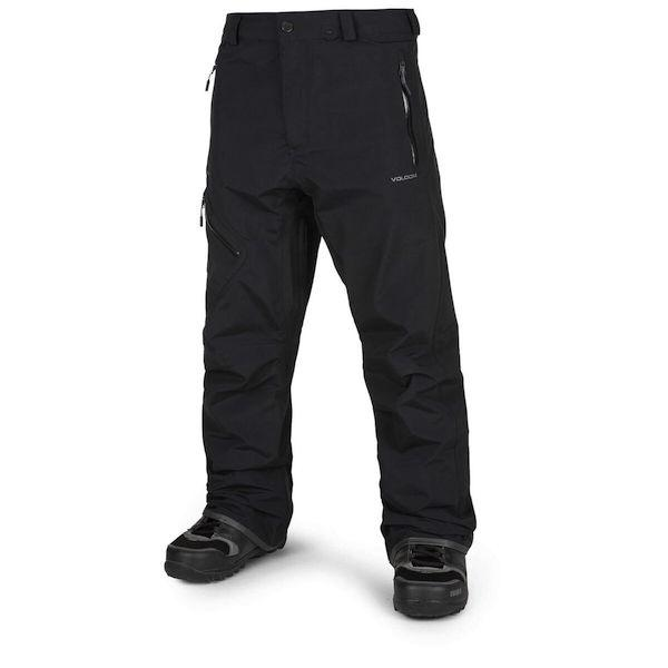 Volcom Mens L Gore-Tex Pant Black 2019