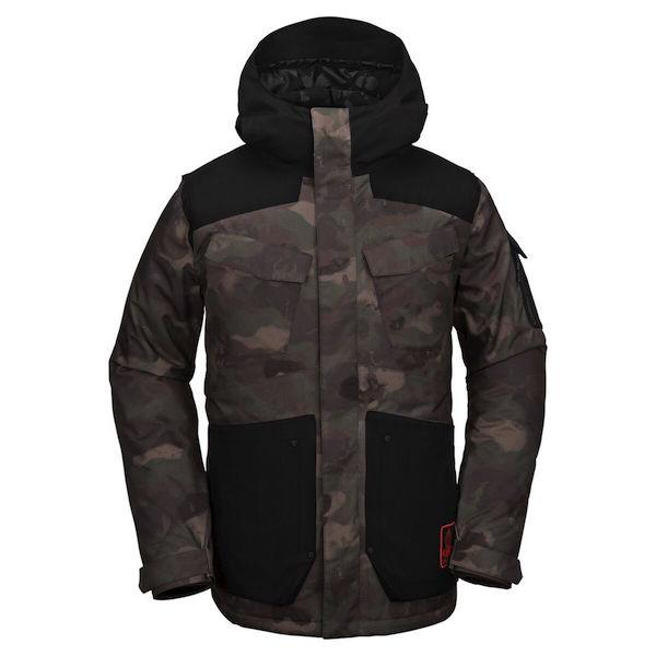 Volcom Mens VCO Inferno Jacket 2019