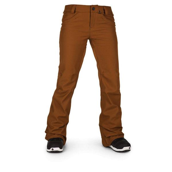 Volcom Wms Species Stretch Pant 2019-Pant-Volcom-S-Copper-