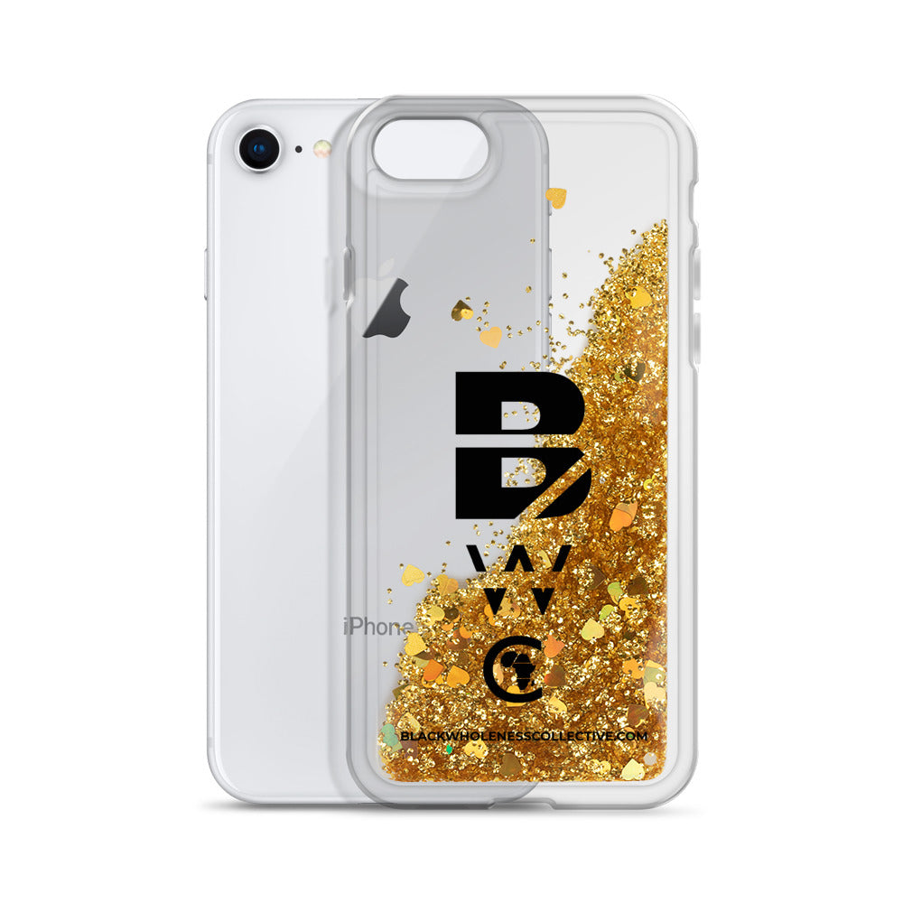 BWC2 Liquid Glitter iPhone Case