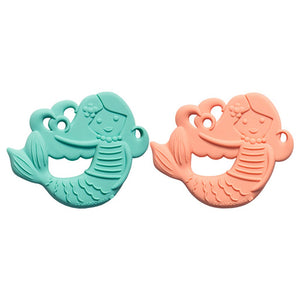 MERMAID SILICONE TEETHER