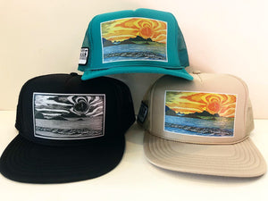 PEDRO POINT COVE TRUCKER HAT