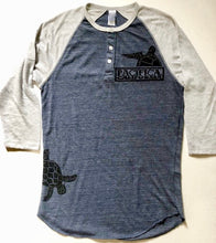 Load image into Gallery viewer, PACIFICA TURTLE HENLEY