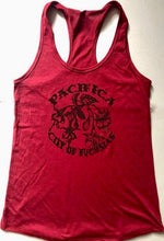 Load image into Gallery viewer, PACIFICA FUCHSIA TANK TOP