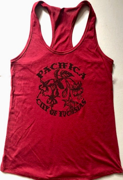 PACIFICA FUCHSIA TANK TOP