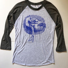 Load image into Gallery viewer, TRIBLEND BASEBALL TEE