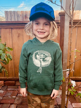 Load image into Gallery viewer, MOSS TODDLER PULL OVER HOODIE