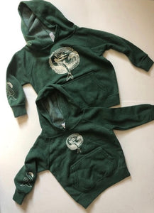 MOSS TODDLER PULL OVER HOODIE