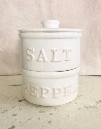 SALT & PEPPER CELLAR