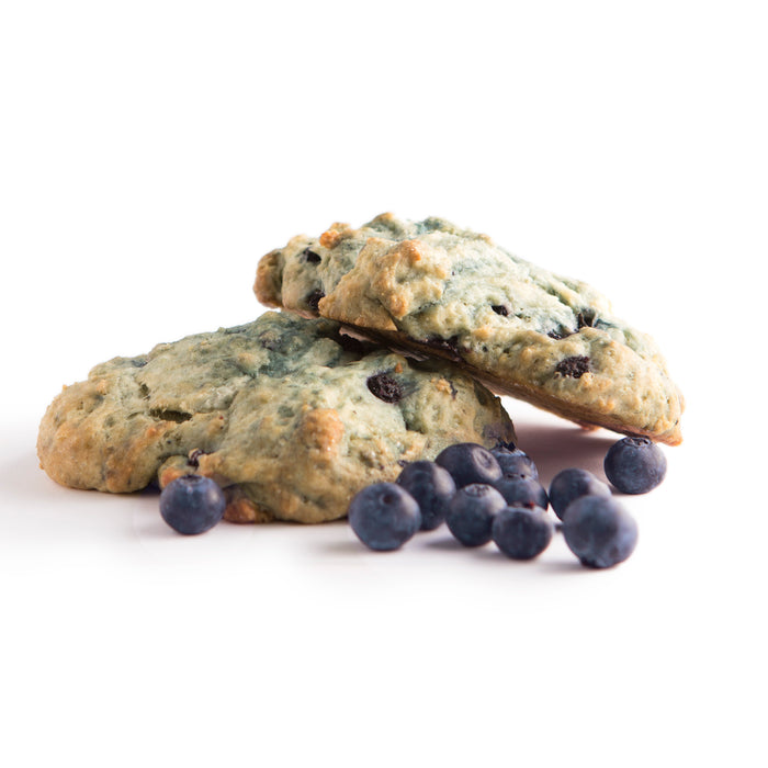 Blueberry Scones - 100g x 12 **GTA ONLY**