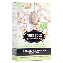 Load image into Gallery viewer, Organic Multigrain Infant Cereal - 227g