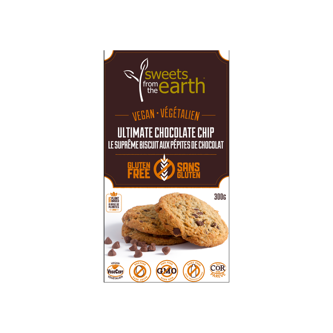 Gluten Free Ultimate Chocolate Chip Cookie Box - 300g