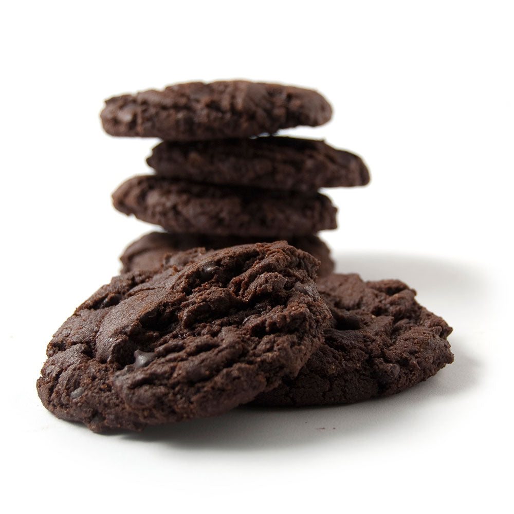 Double Chocolate Cookie - 75g x 6 pack