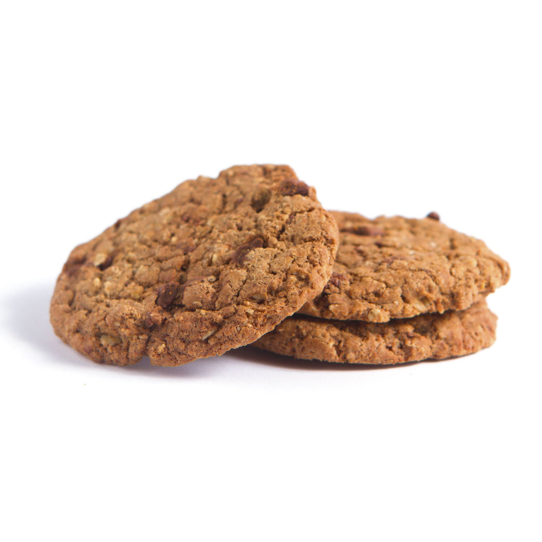 Ultimate Oatmeal Chocolate Chip Biscuit - 30g x 18 pack