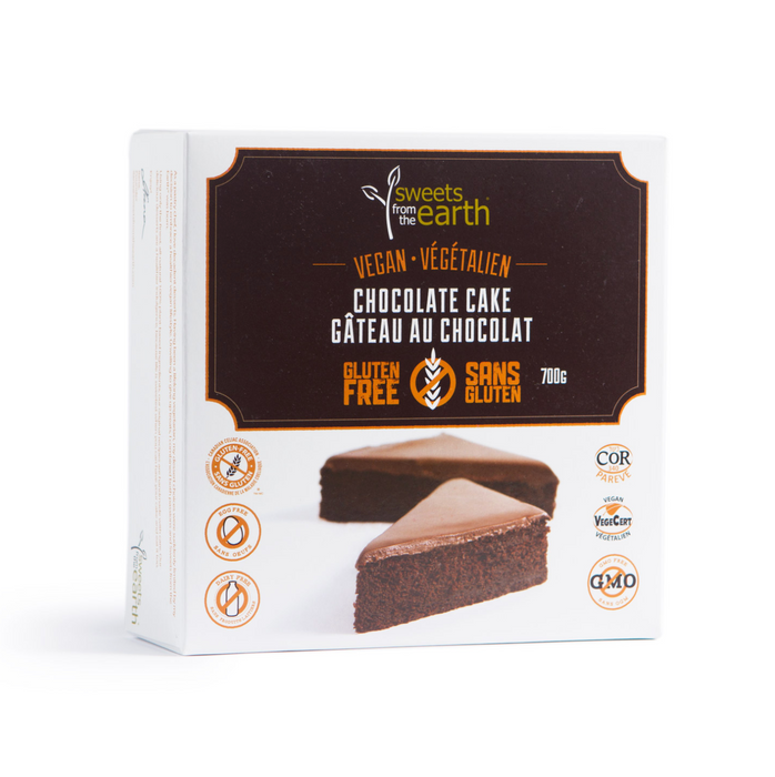 Gluten Free Chocolate Cake Pan - 700g **GTA ONLY**