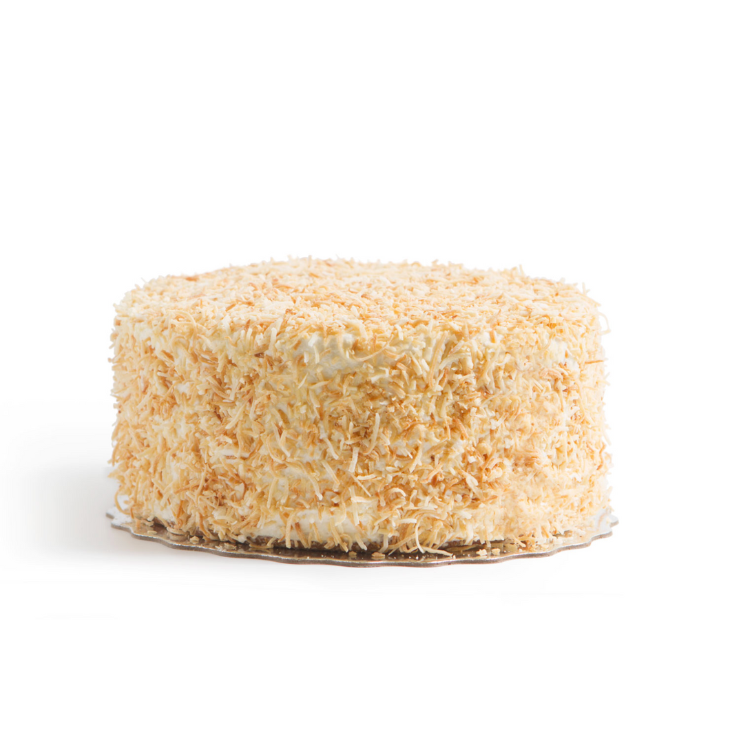 Coconut Cream 7-inch Cake **GTA ONLY**