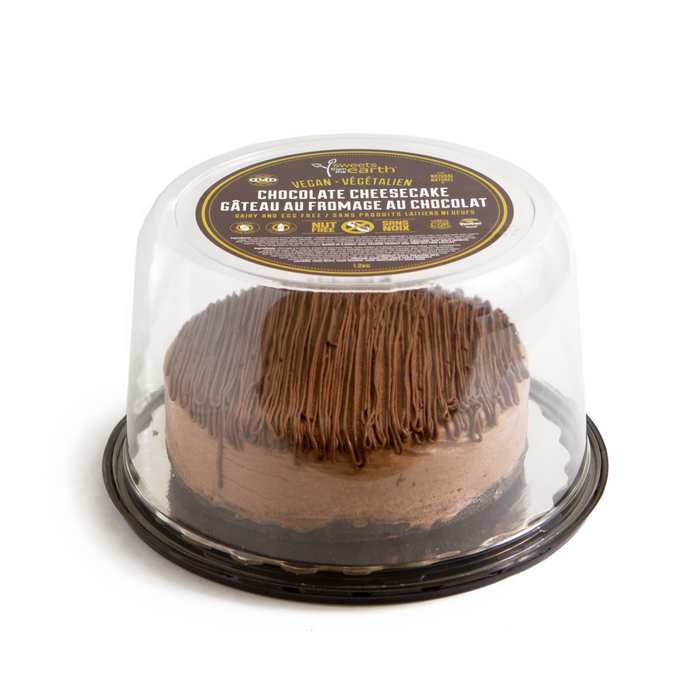 Dairy-Free Chocolate Cheesecake 7-inch **GTA ONLY**