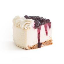 Load image into Gallery viewer, Gluten Free Dairy Free Blueberry Cheesecake 7-inch **GTA ONLY**