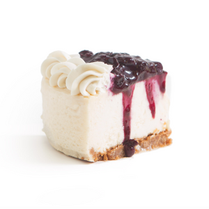 Gluten Free Dairy Free Blueberry Cheesecake 7-inch **GTA ONLY**