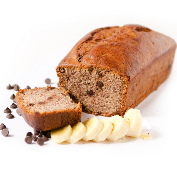Banana Chocolate Chip Loaf - 700g