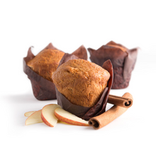 Load image into Gallery viewer, Apple Cinnamon Muffins - 140g x 6 **GTA ONLY**