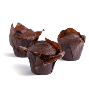Chocolate Beet Muffins - 140g x 6 **GTA ONLY**