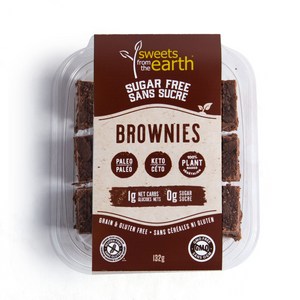 Sugar Free Keto Brownies - 132g **GTA ONLY**