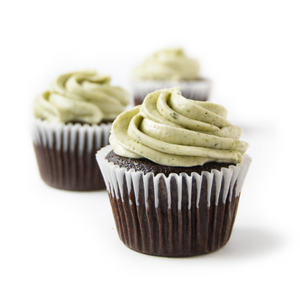 Chocolate Mint Cupcake Clamshell - 6 pack **GTA ONLY**