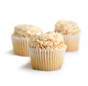 Coconut Cream Cupcake Clamshell - 6 pack **GTA ONLY**