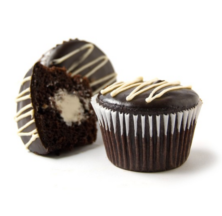 Cream-Filled Chocolate Cupcake Clamshell - 6 pack **GTA ONLY**