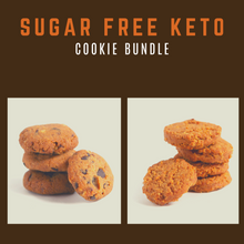 Load image into Gallery viewer, Sugar Free Keto Cookie BUNDLE