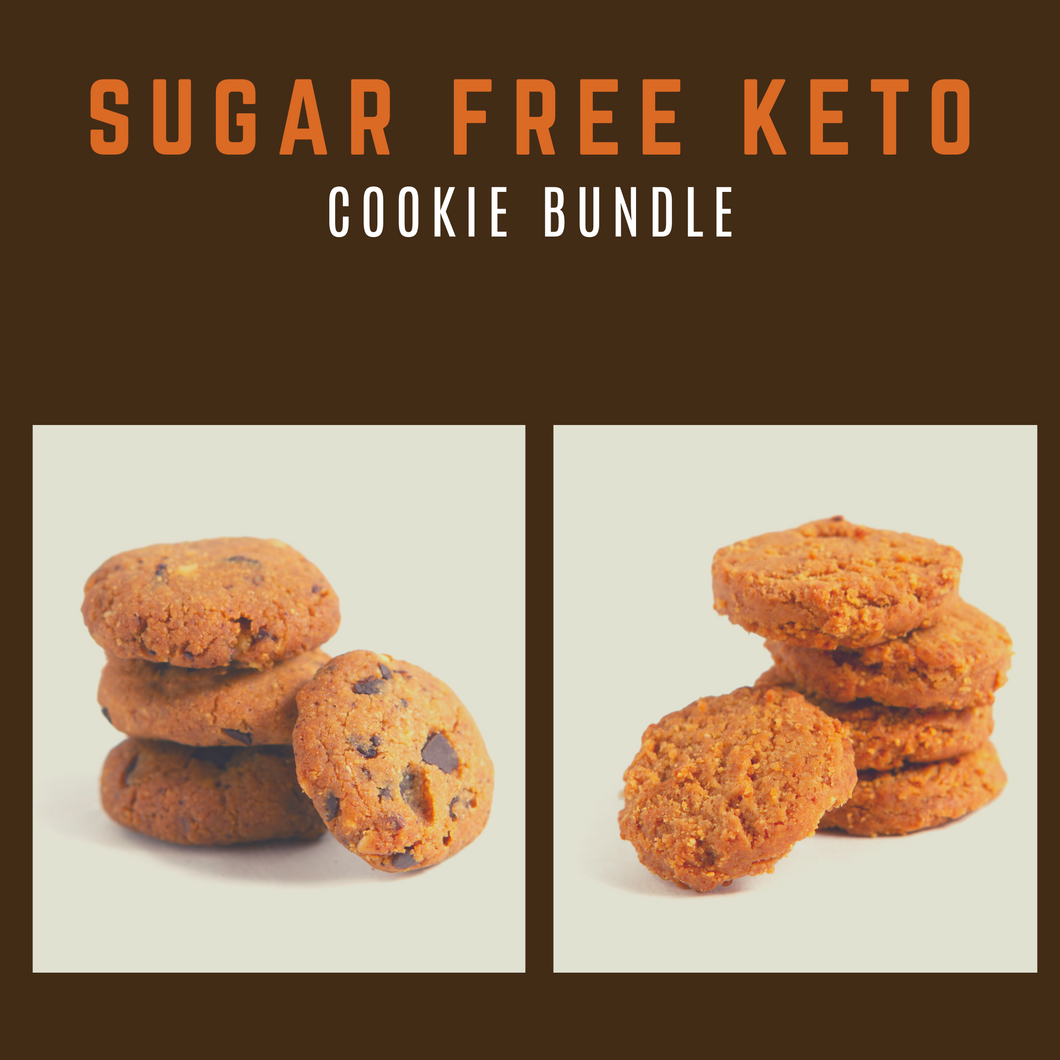 Sugar Free Keto Cookie BUNDLE