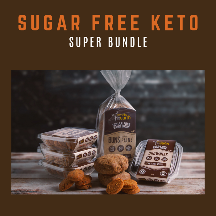 Sugar Free Keto SUPER BUNDLE **GTA ONLY**