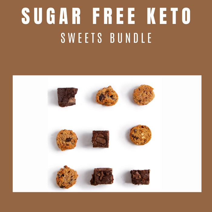 Sugar Free Keto SWEETS BUNDLE **GTA ONLY**
