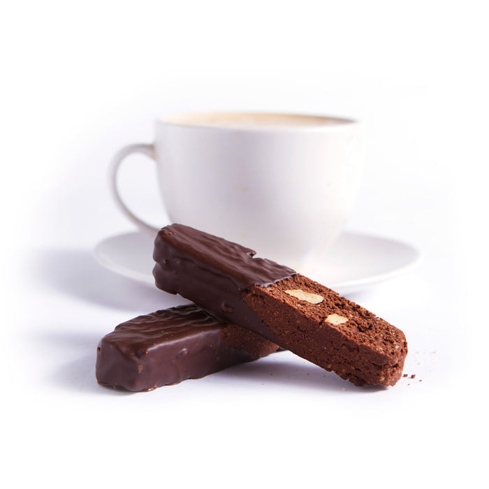 Gluten-Free Chocolate Almond Biscotti - 56g x 6 pack