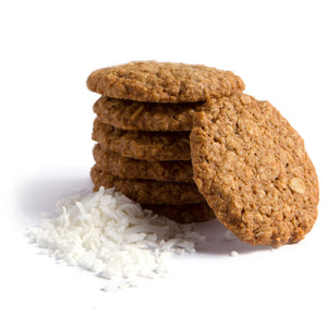Gluten Free Oatmeal Coconut Cookie Box - 300g