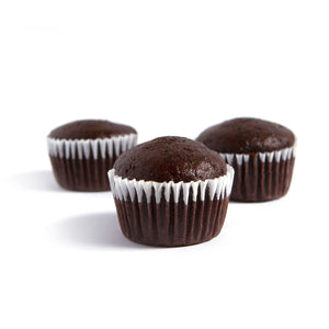 Kool for School Chocolate Zucchini Muffins - 56g x 12 **GTA ONLY**