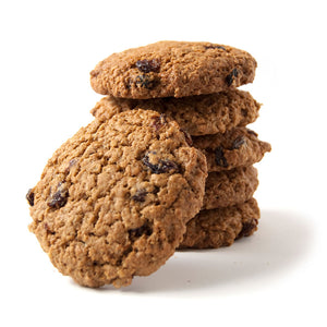 Oatmeal Raisin Cookie - 75g x 6 pack