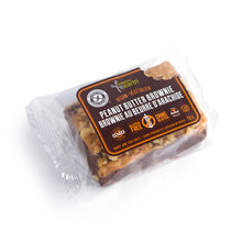 Load image into Gallery viewer, Gluten Free Peanut Butter Brownie - 75g x 6 pack