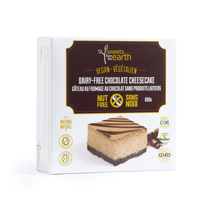 Dairy-Free Chocolate Cheesecake Pan - 800g **GTA ONLY**