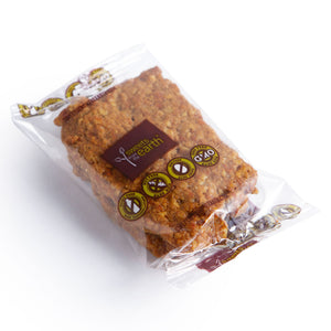 Ultimate Spiced Carrot Crisp - 30g x 18 pack