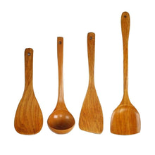 Load image into Gallery viewer, 4pcs/set Health Bamboo Set