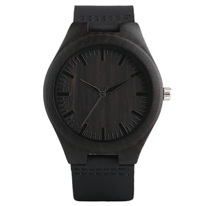 Nature Wooden Bamboo Watch