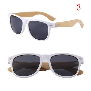 Vintage Wooden Design Sunglasses
