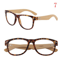 Load image into Gallery viewer, Vintage Wooden Design Sunglasses